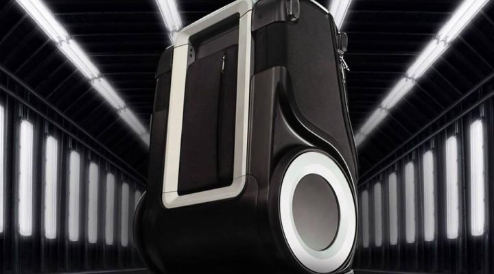 G-RO, anche la valigia diventa smart