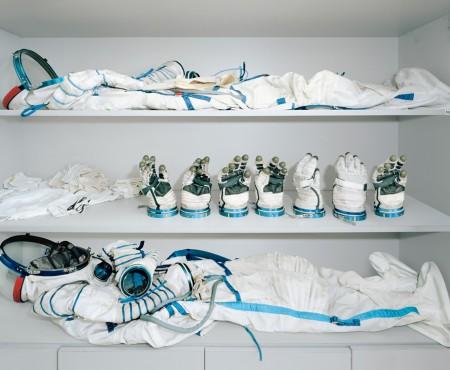 Alta moda: atelier? No, Stazione Spaziale!