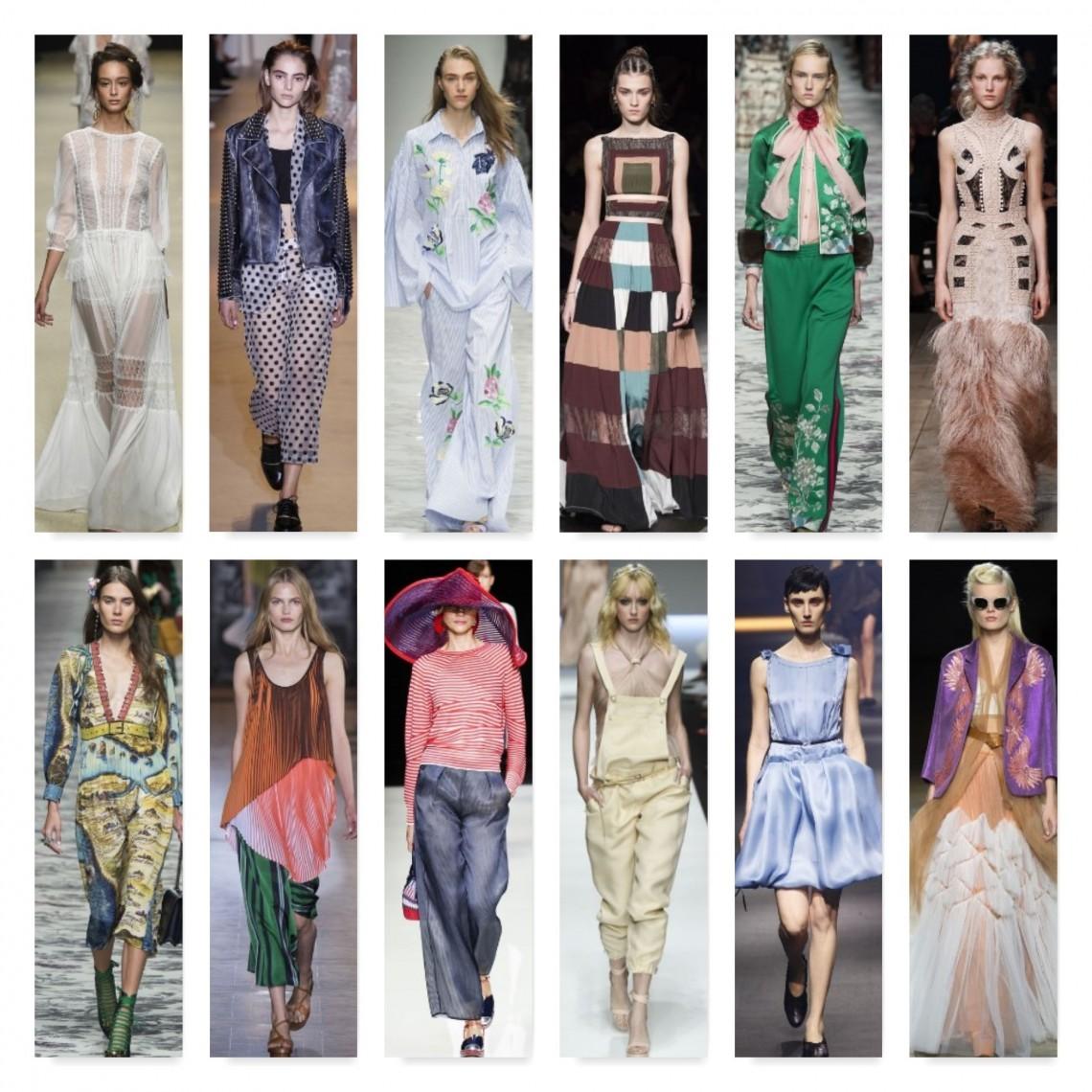 Trend Primavera-Estate 2016