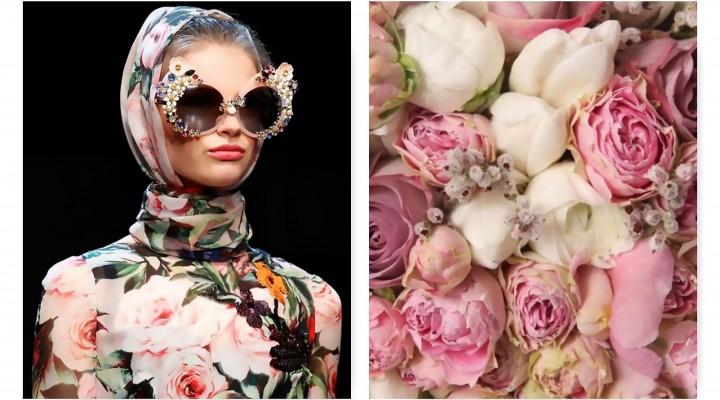 Il trend petaloso della primavera – estate 2016