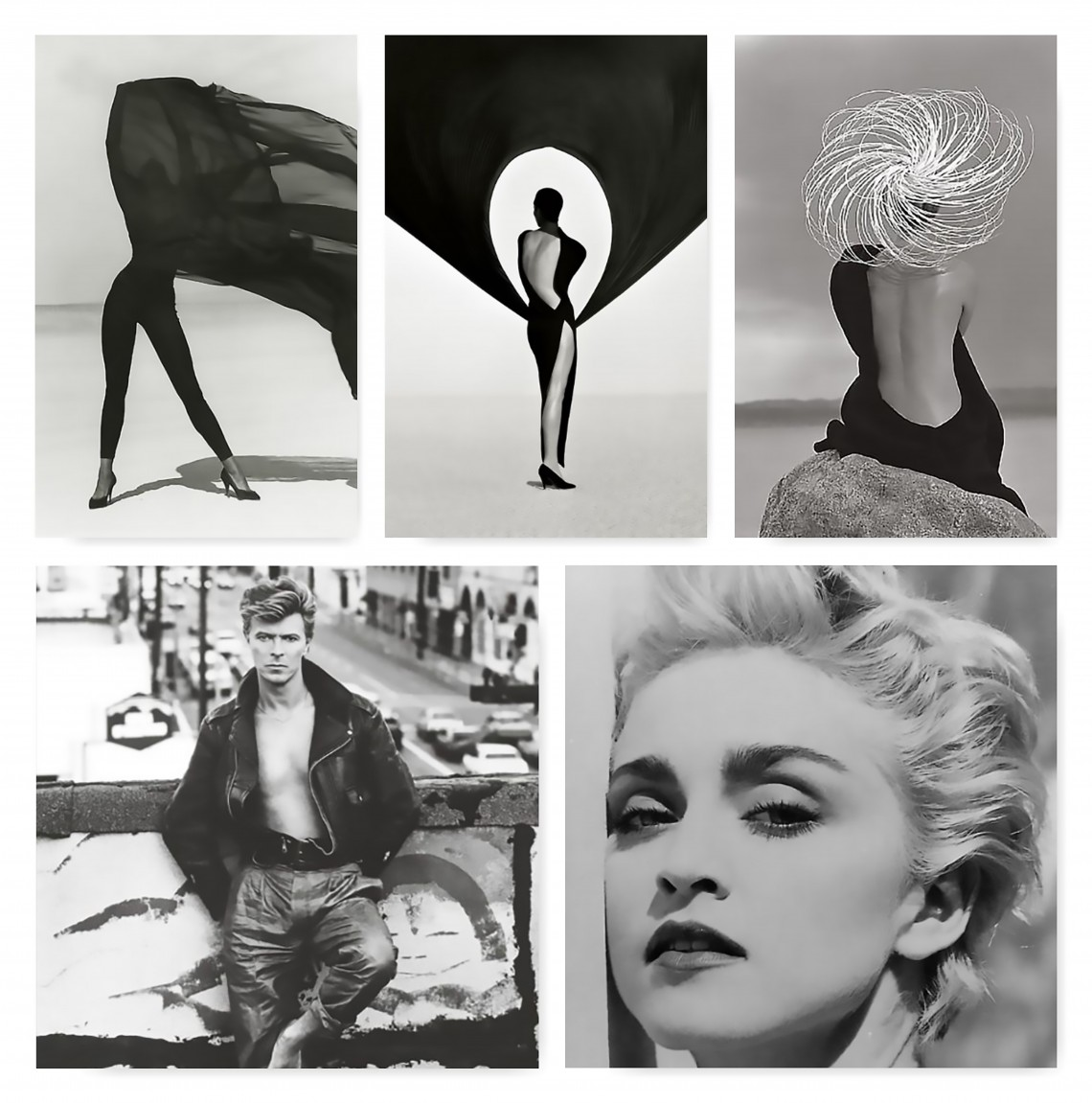 Herb Ritts – In equilibrio