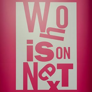 Who Is On Next? 2016